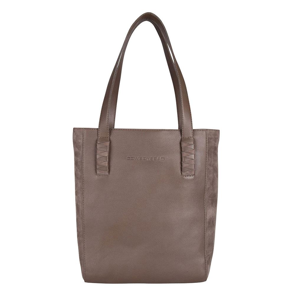 Cowboysbag Bag Cleve Shopper Taupe 2241
