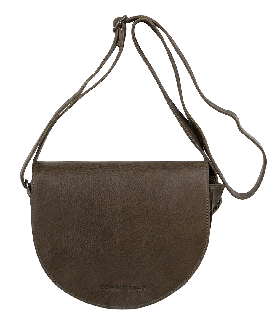 Cowboysbag Bag Cooper Schoudertas Hunter Green 2134