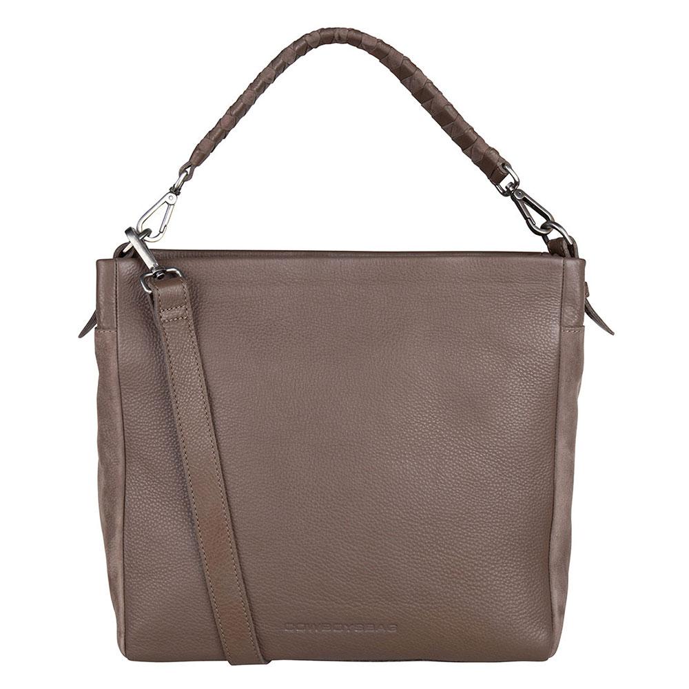 Cowboysbag Bag Diego Schoudertas Taupe 2242