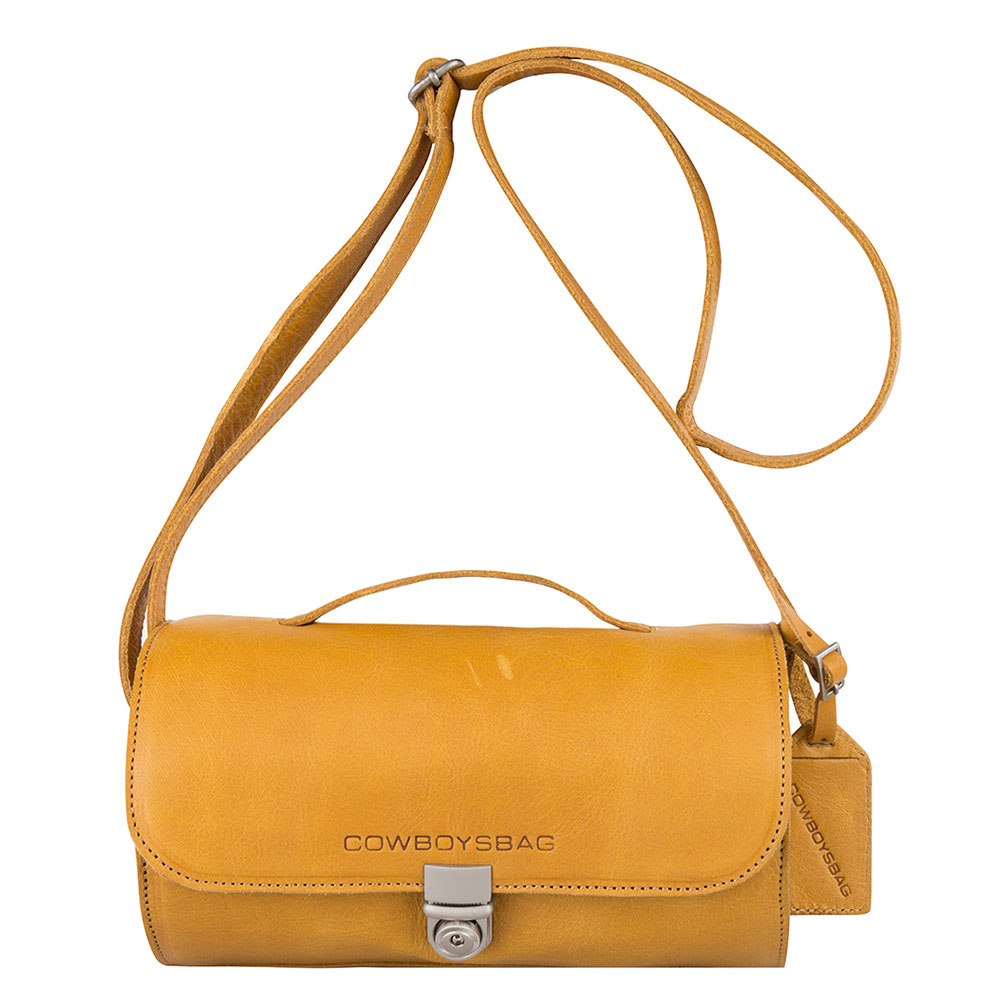 Cowboysbag Bag Gray Schoudertas Amber 2167