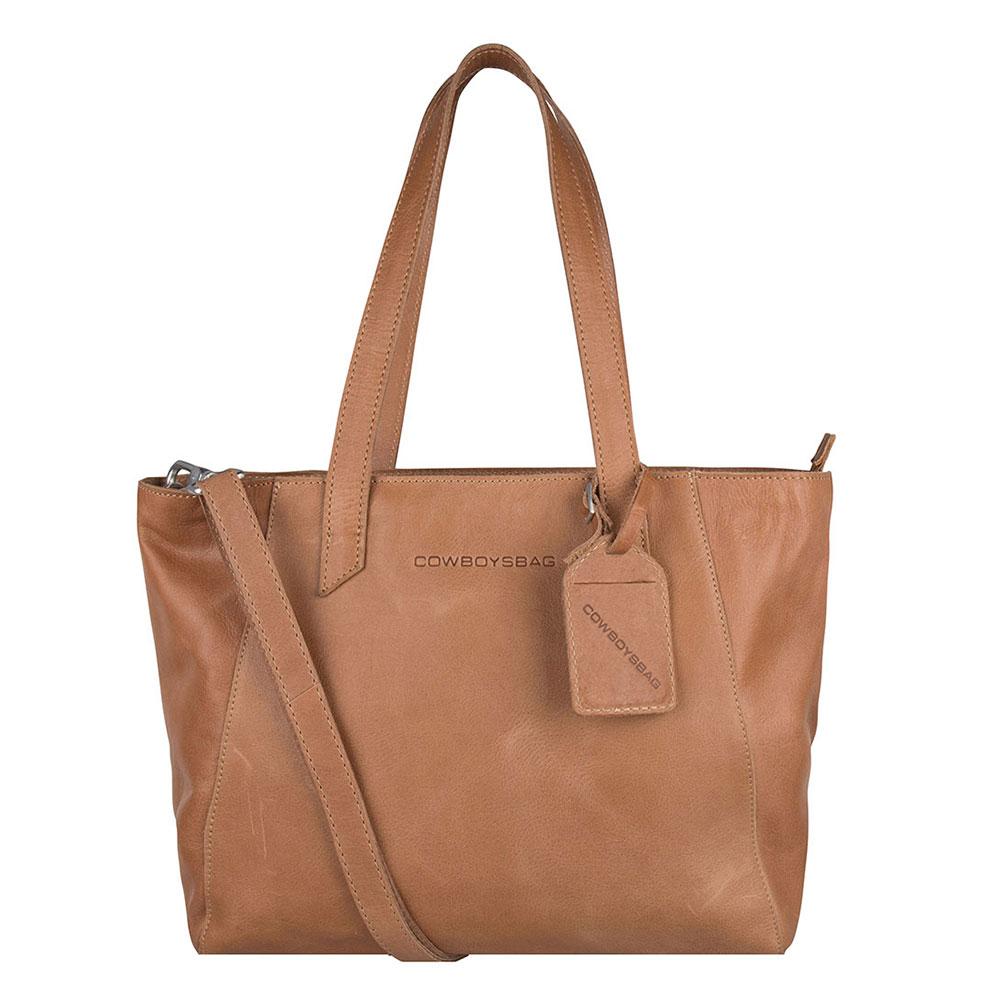 Cowboysbag Bag Jenner Schoudertas Camel 2144