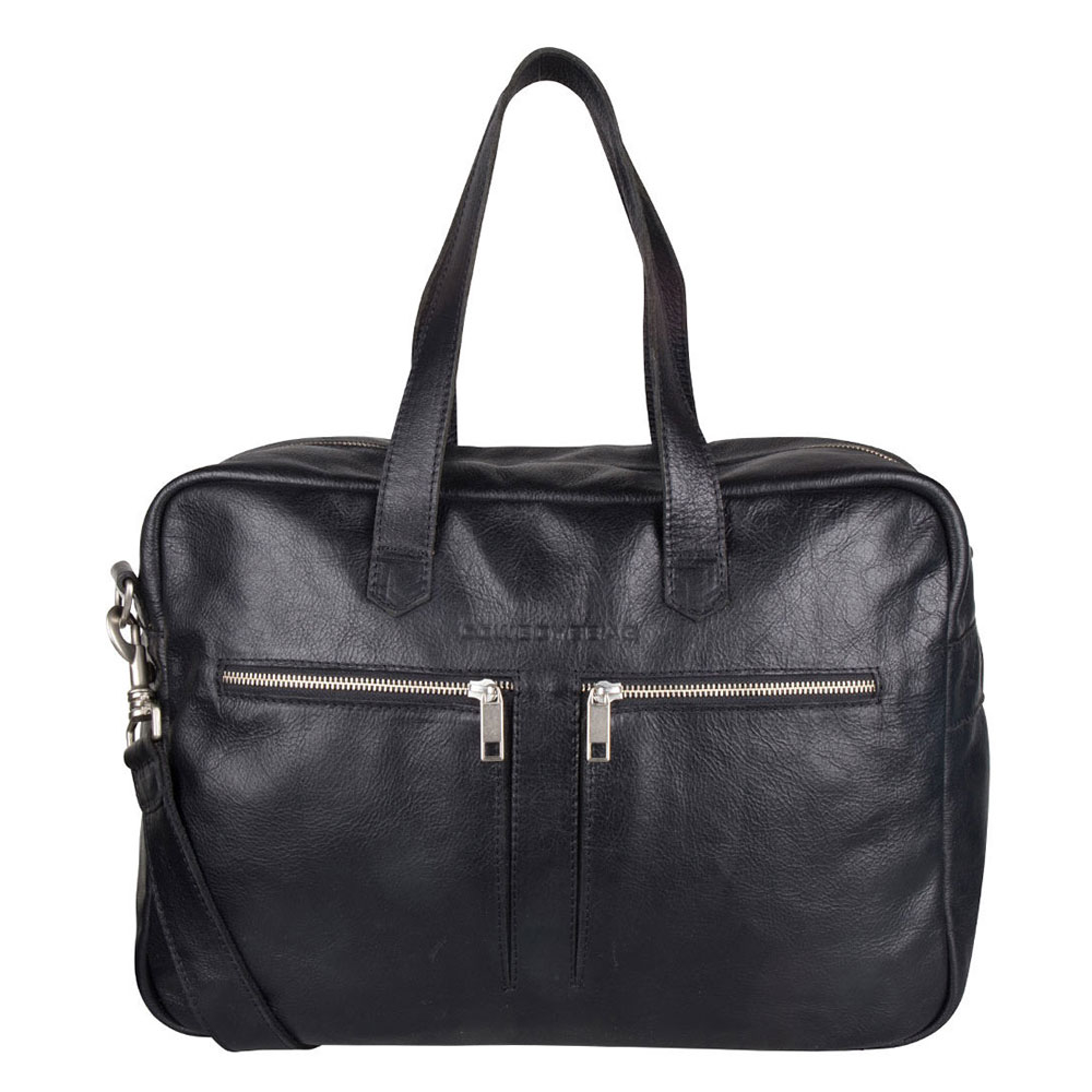 Cowboysbag Bag Kyle Schoudertas Black 2170