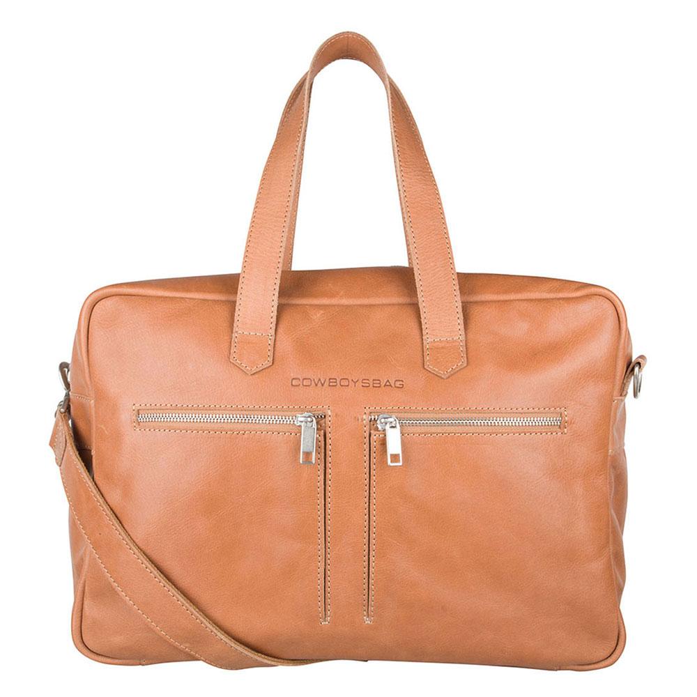 Cowboysbag Bag Kyle Schoudertas Camel
