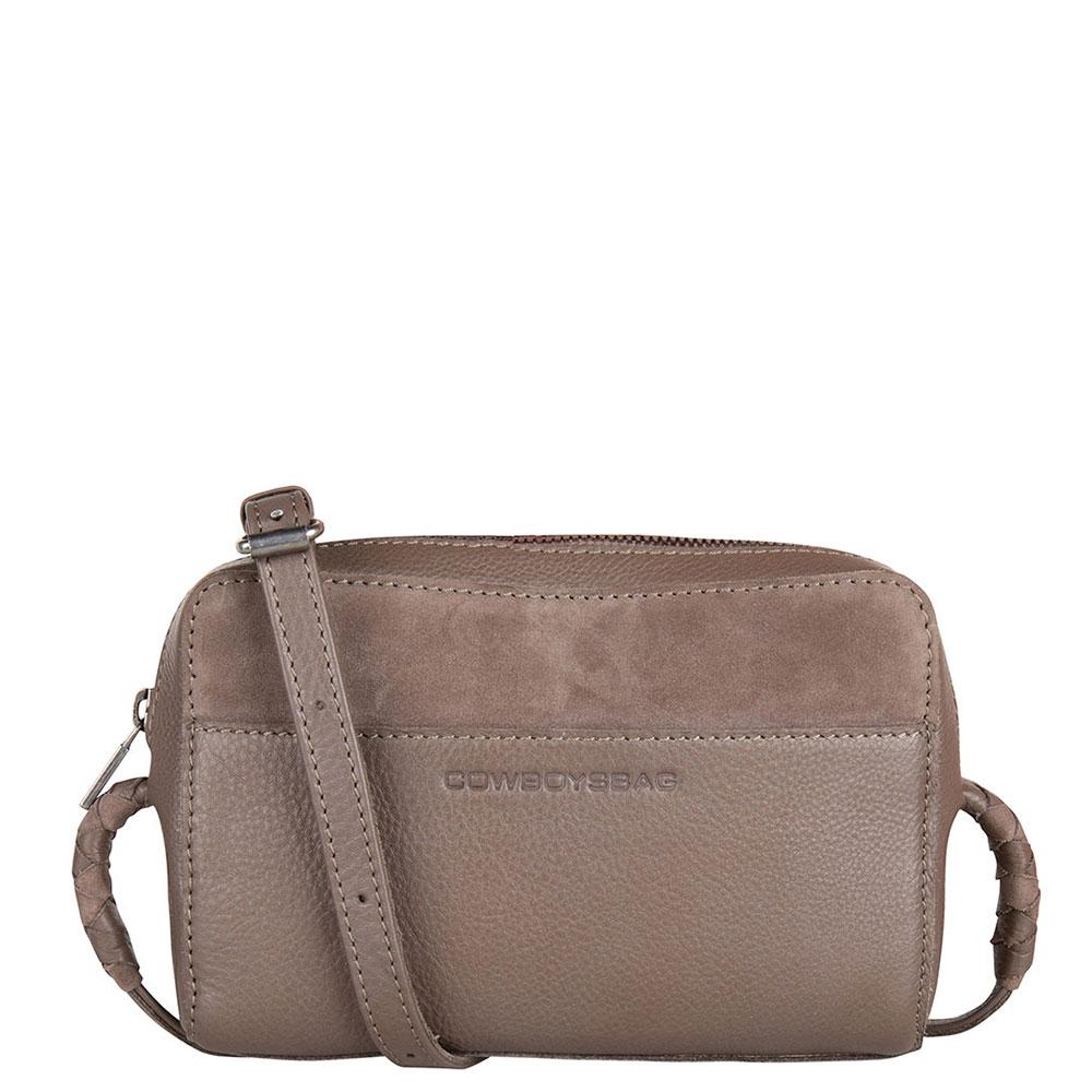 Cowboysbag Bag Nash Schoudertas 2237 Taupe