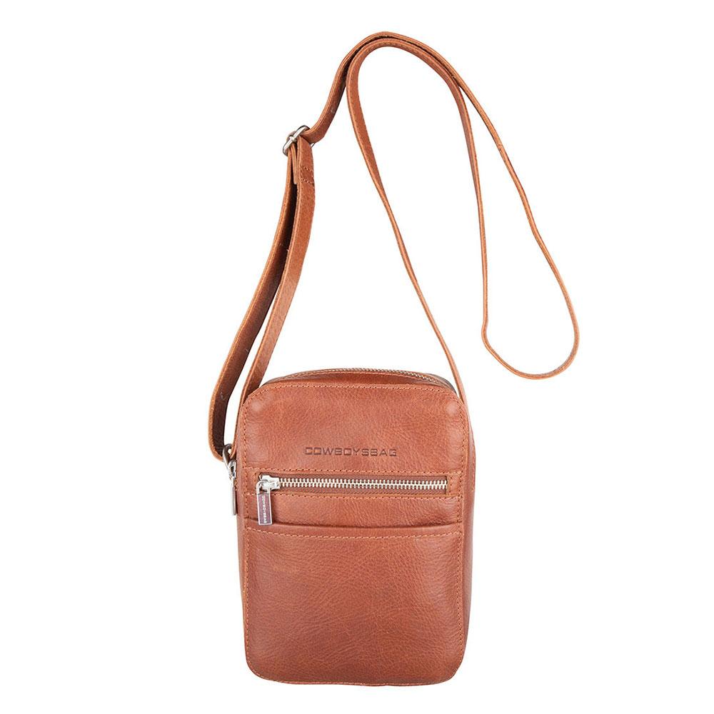 Cowboysbag Bag Ray Schoudertas Cognac 2234