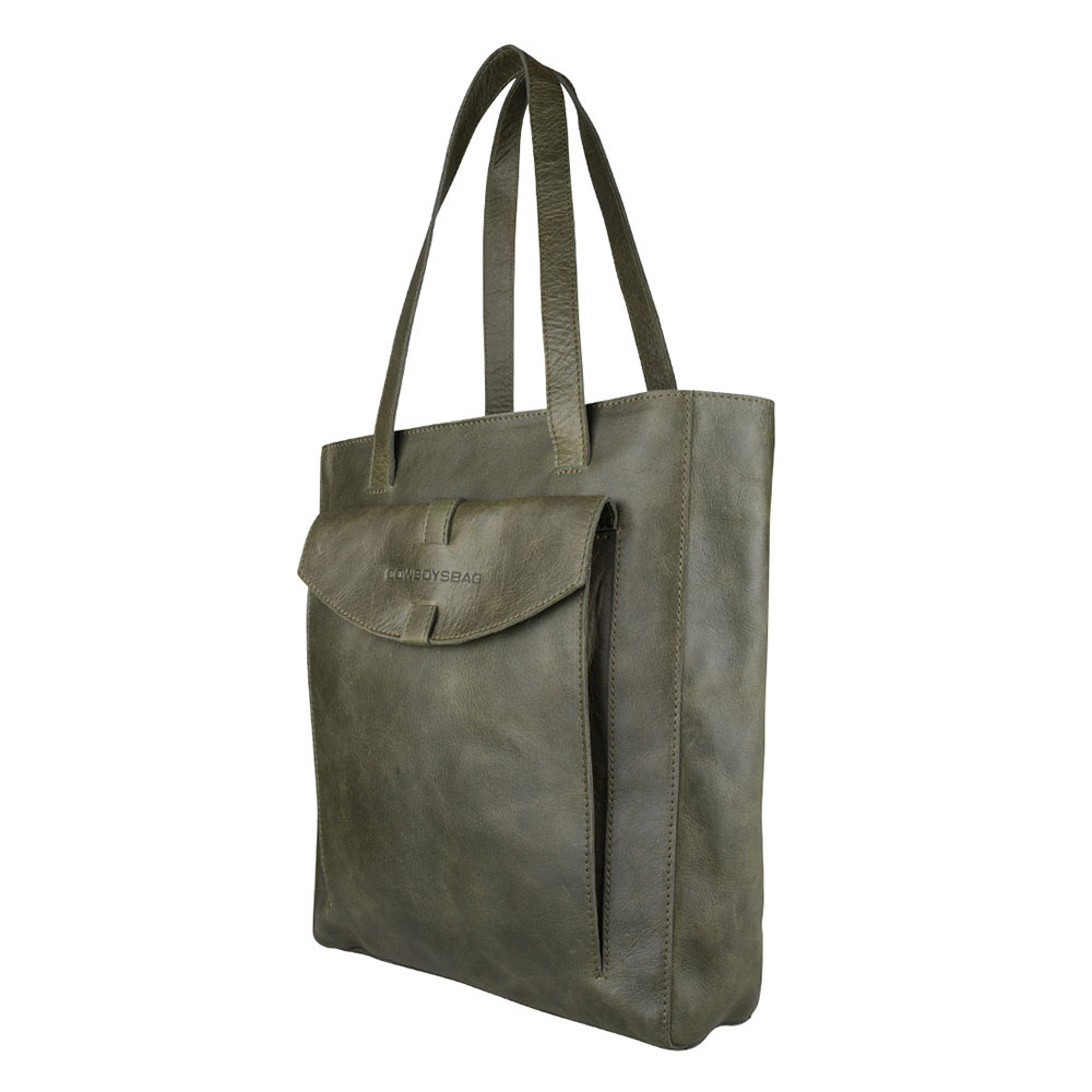 Cowboysbag Bag Selma Schoudertas Forest Green 2210