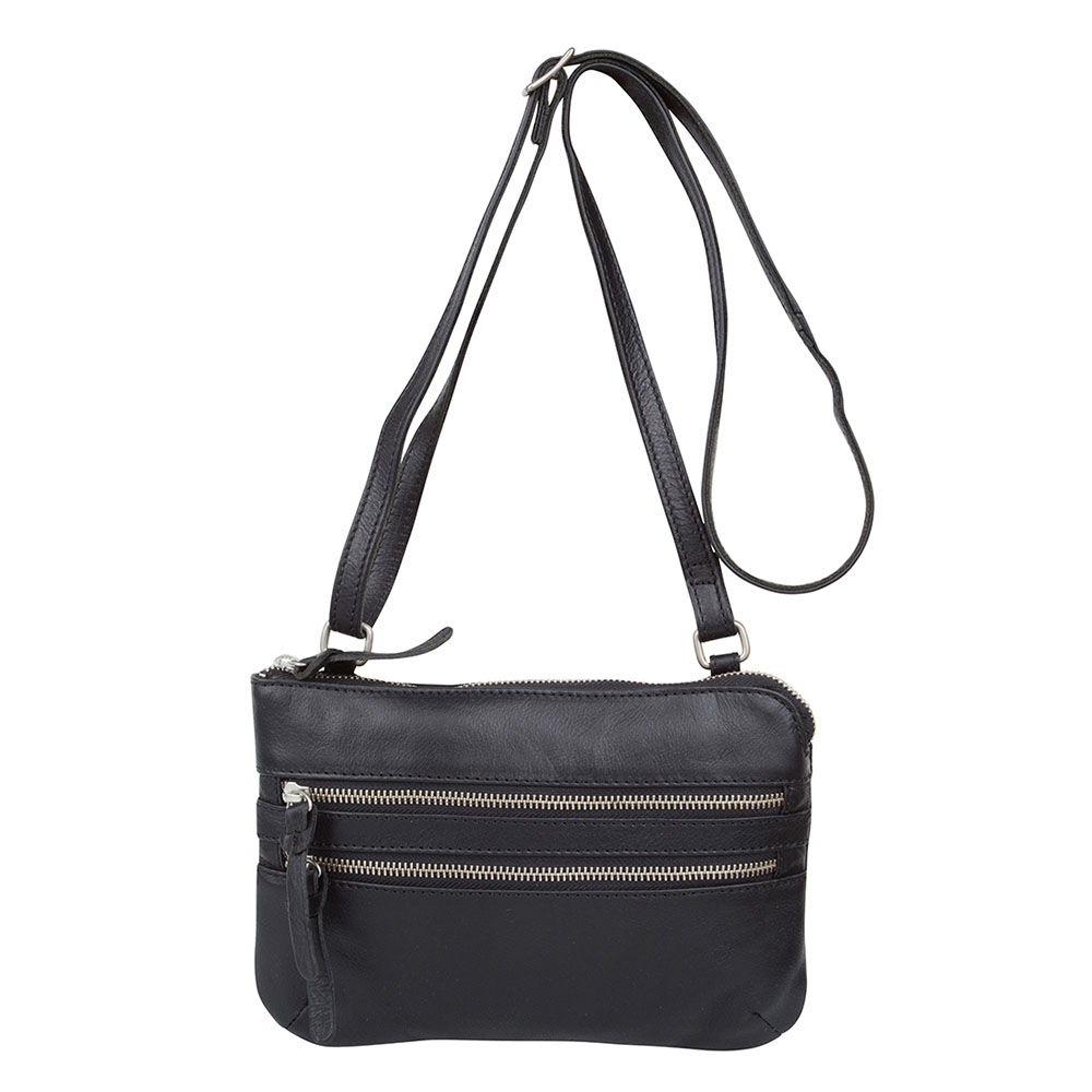 Cowboysbag Bag Tiverton Schoudertas Black 1677