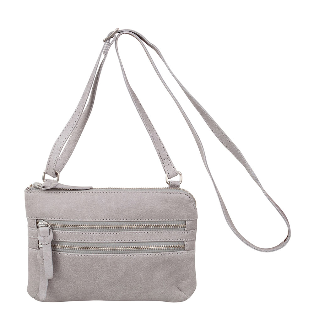 Cowboysbag Bag Tiverton Schoudertas Grey 1677
