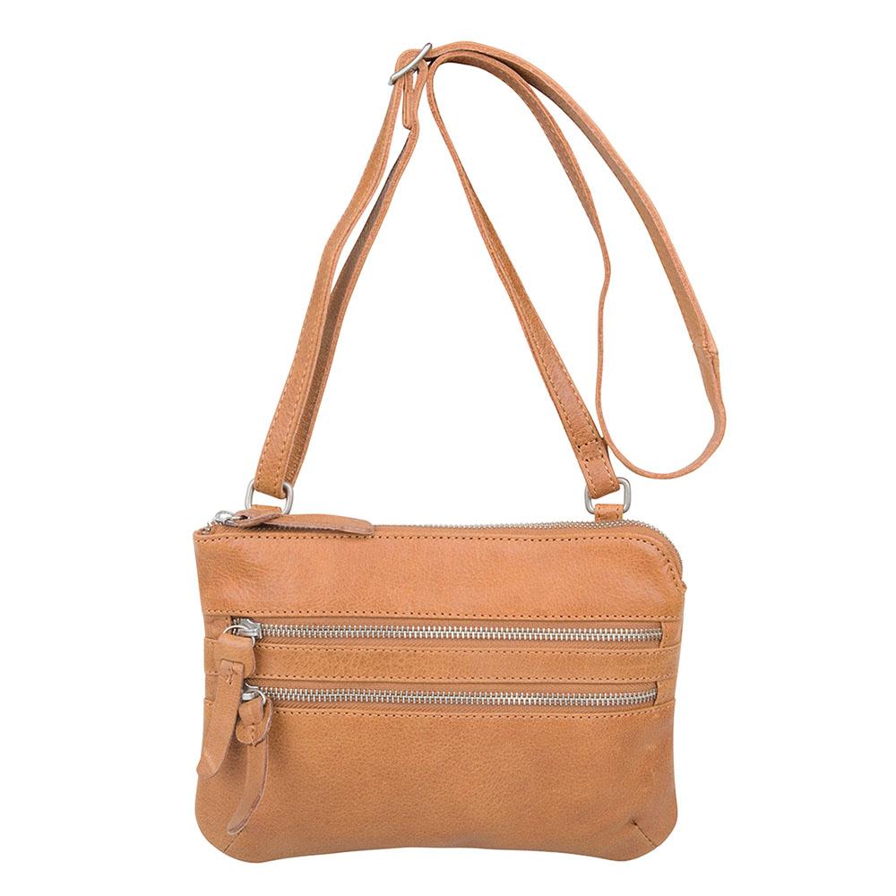 Cowboysbag Bag Tiverton Schoudertas Tobacco 1677