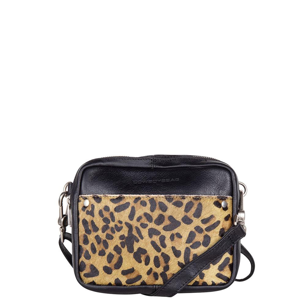 Cowboysbag Bag Bobbie x Bobbie Bodt Schoudertas Leopard 2222