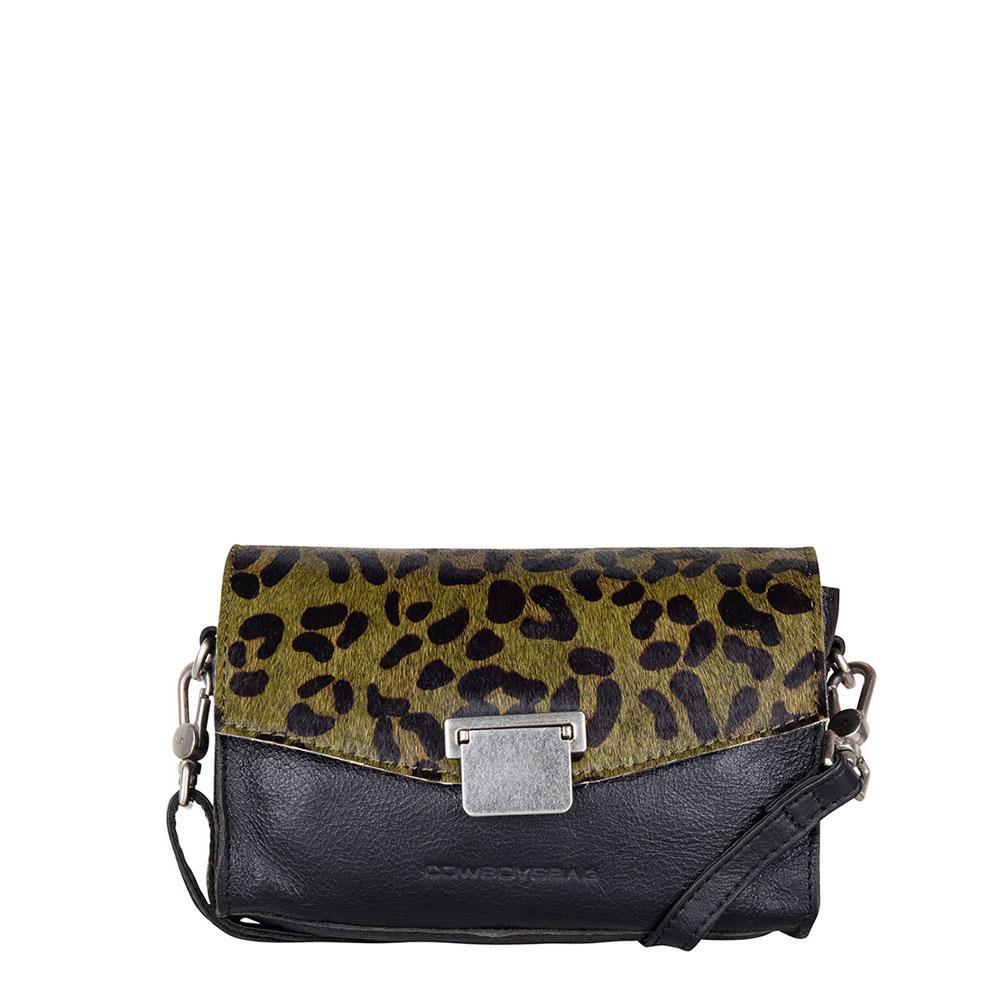 Cowboysbag Bag Pierre x Bobbie Bodt Schoudertas Leopard 2228