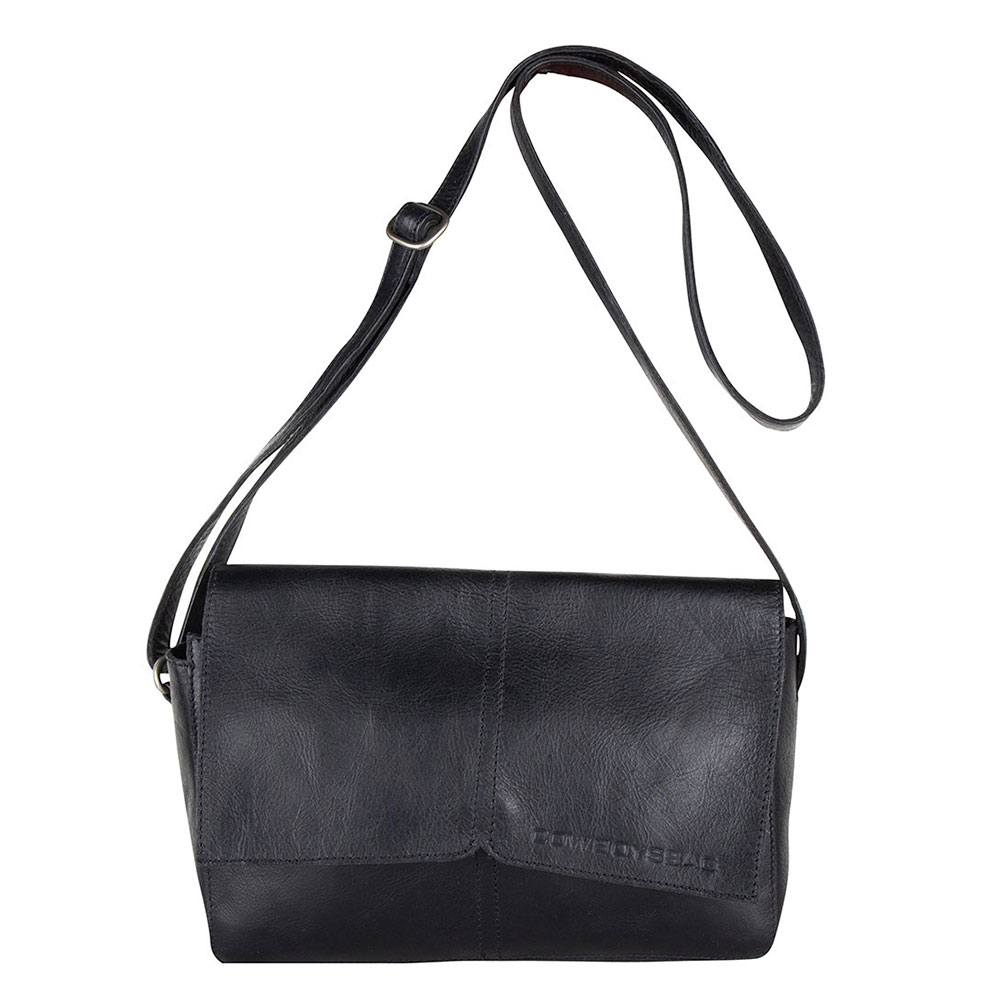 Cowboysbag Bag Dale Schoudertas Black 2200