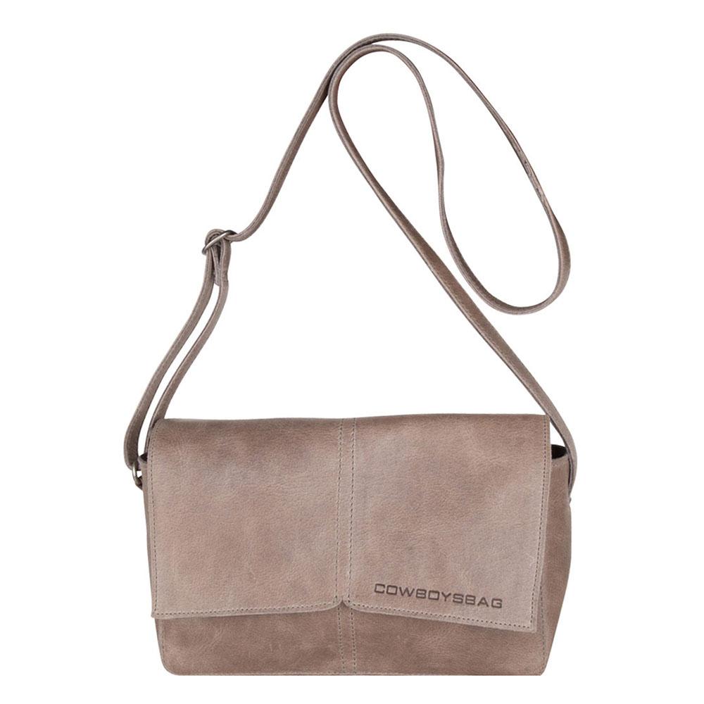 Cowboysbag Bag Dale Schoudertas Elephant Grey 2200