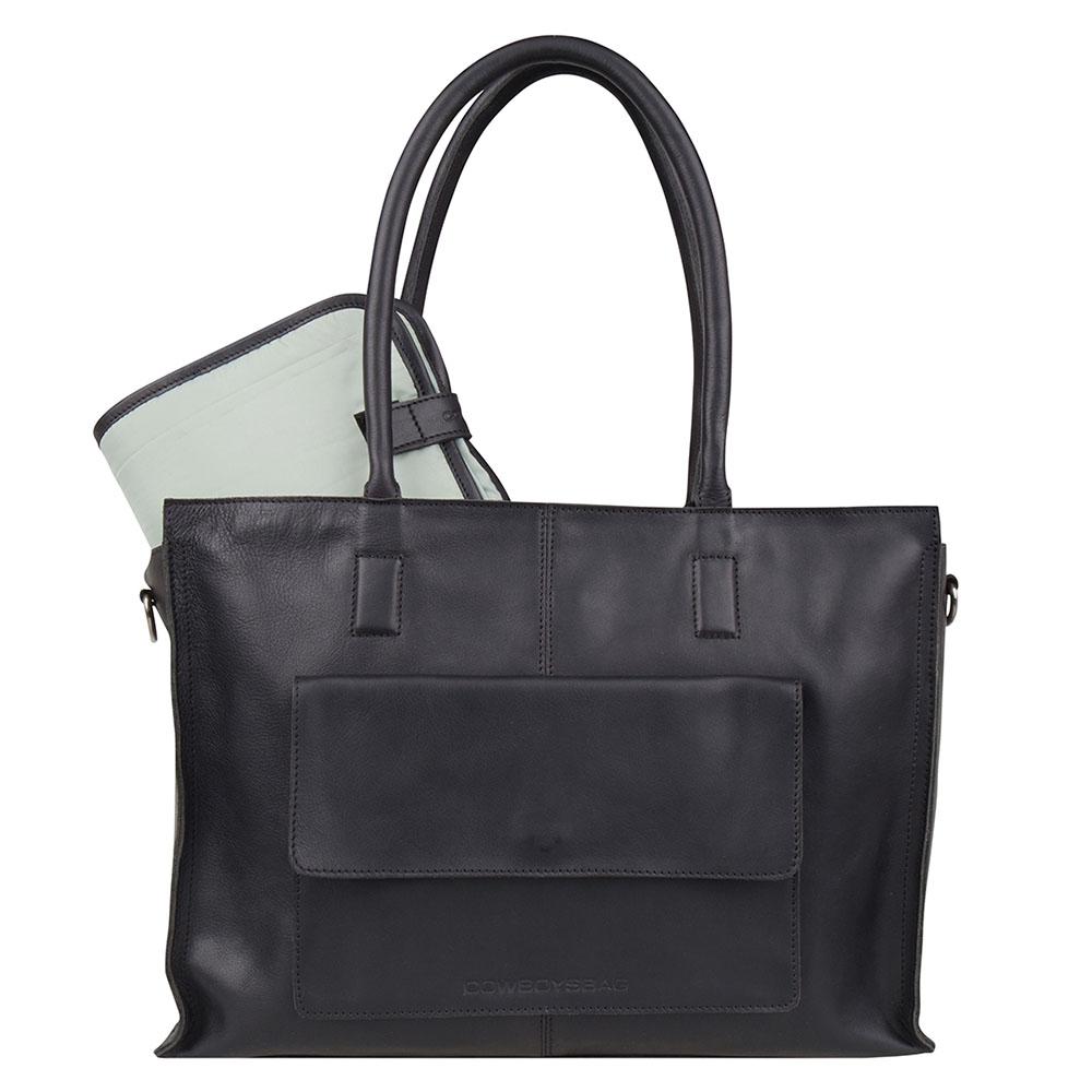 Cowboysbag Luiertas Tortola Black 2051