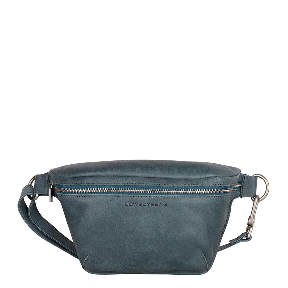 Cowboysbag Fanny Pack Savanne Petrol 2256