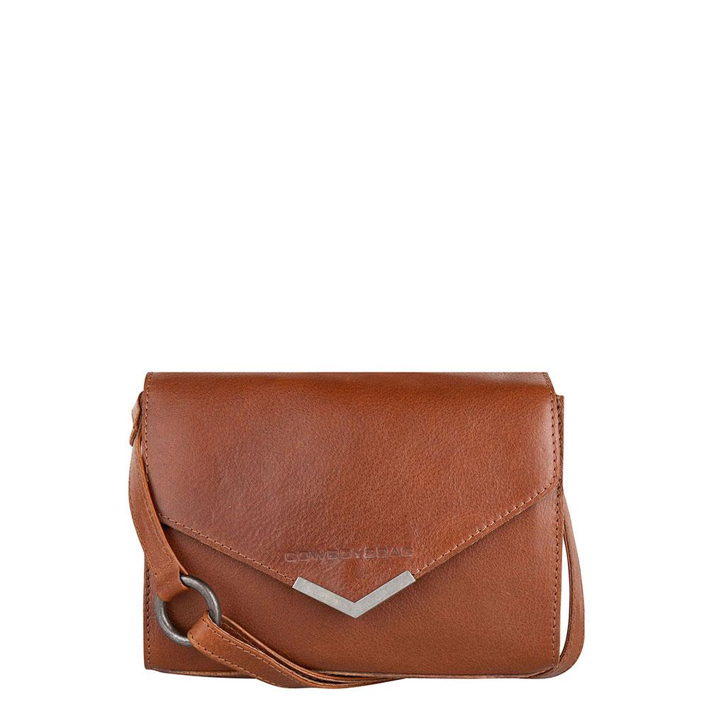 Cowboysbag Bag Morant Schoudertas Tan 2268