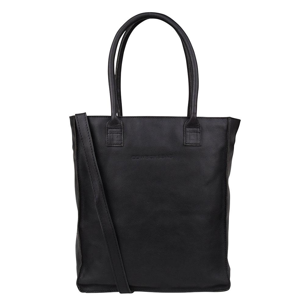 Cowboysbag Bag Woodridge Schoudertas 13 Black 2049