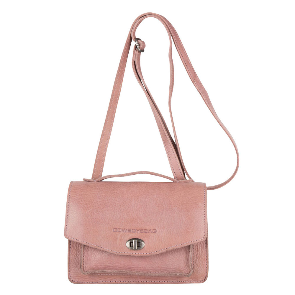 Cowboysbag Bag Carey Schoudertas Mauve 2183