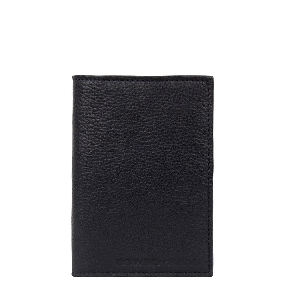 Cowboysbag Passport Holder Addison Black 2132