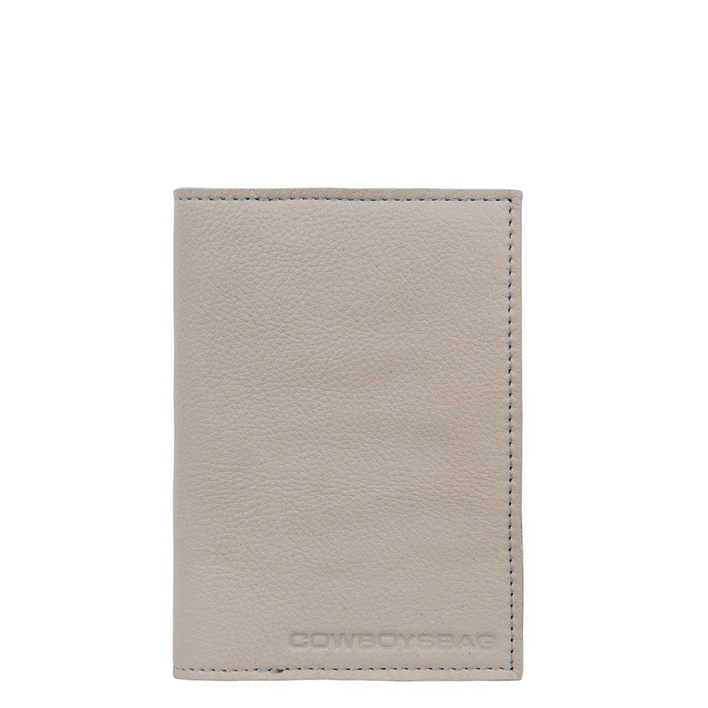Cowboysbag Passport Holder Addison Oatmeal 2132