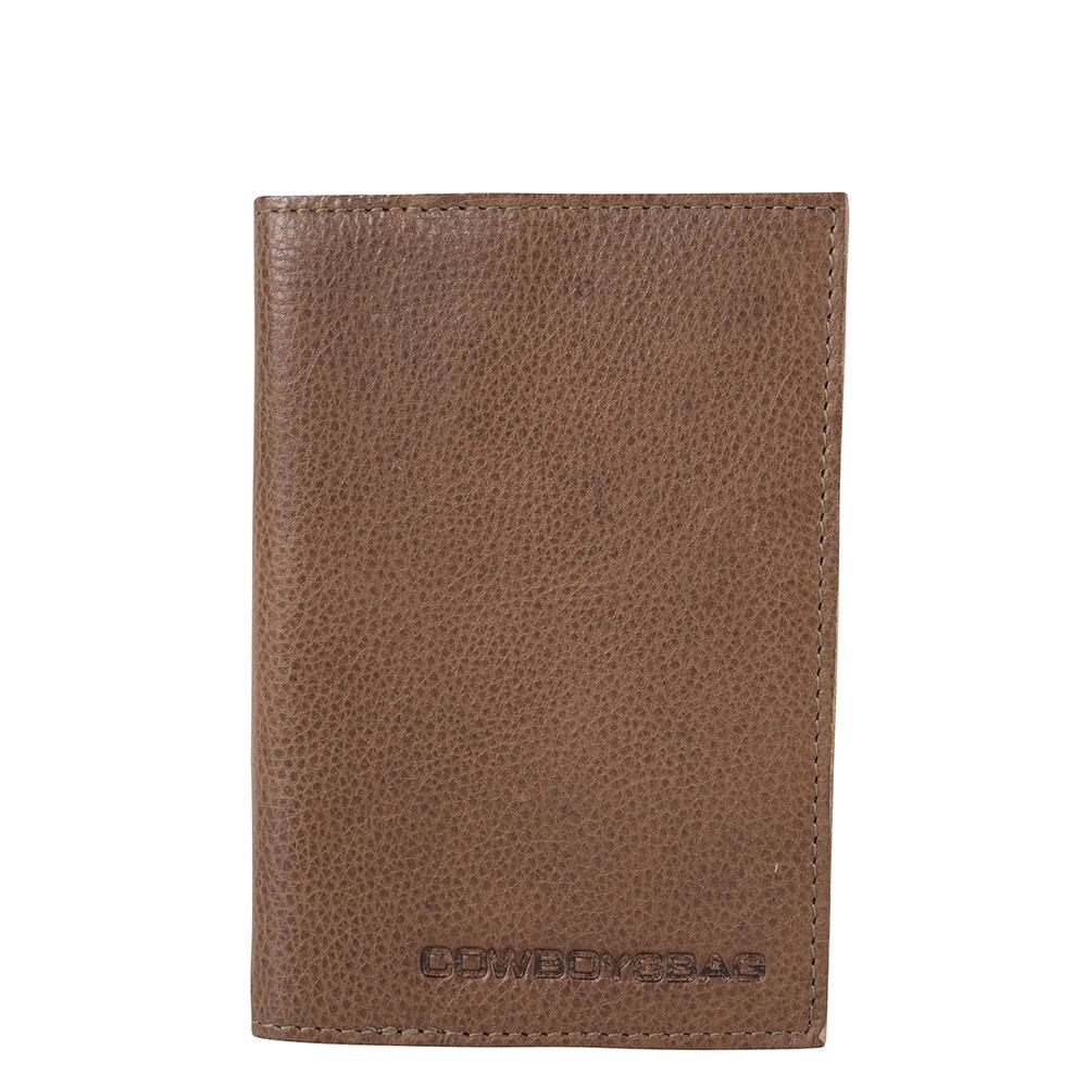 Cowboysbag Pasport Holder 1959 Taupe