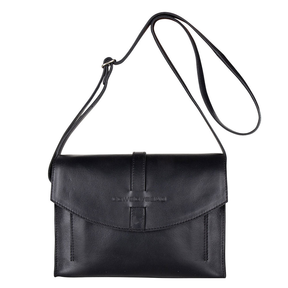 Cowboysbag Bag Cecil Schoudertas Black 2209