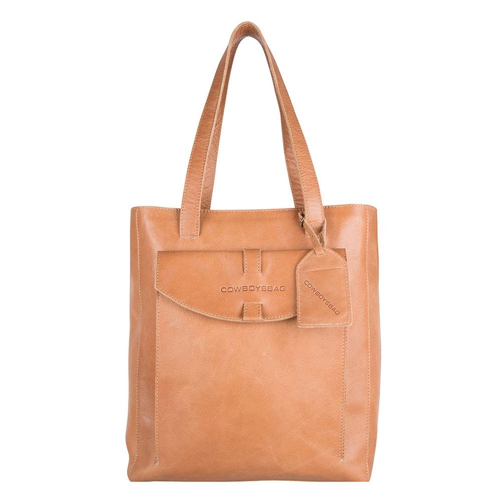 Cowboysbag Bag Selma Schoudertas Camel