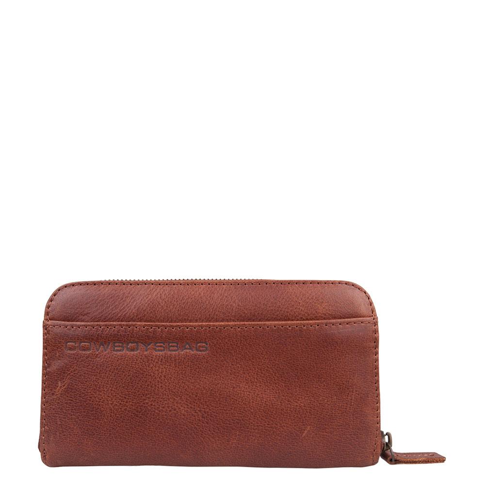 Cowboysbag Portemonnee The Purse 1304 Cognac