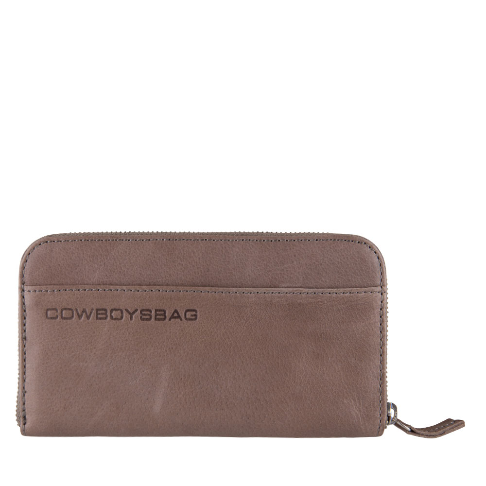 Cowboysbag Portemonnee The Purse 1304 Elephant Grey