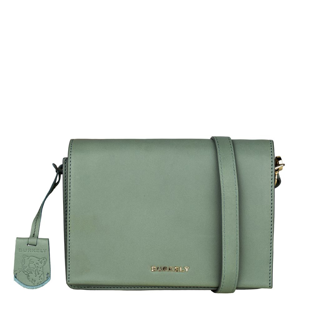 Burkely Parisian Paige Crossover M Chinois Green