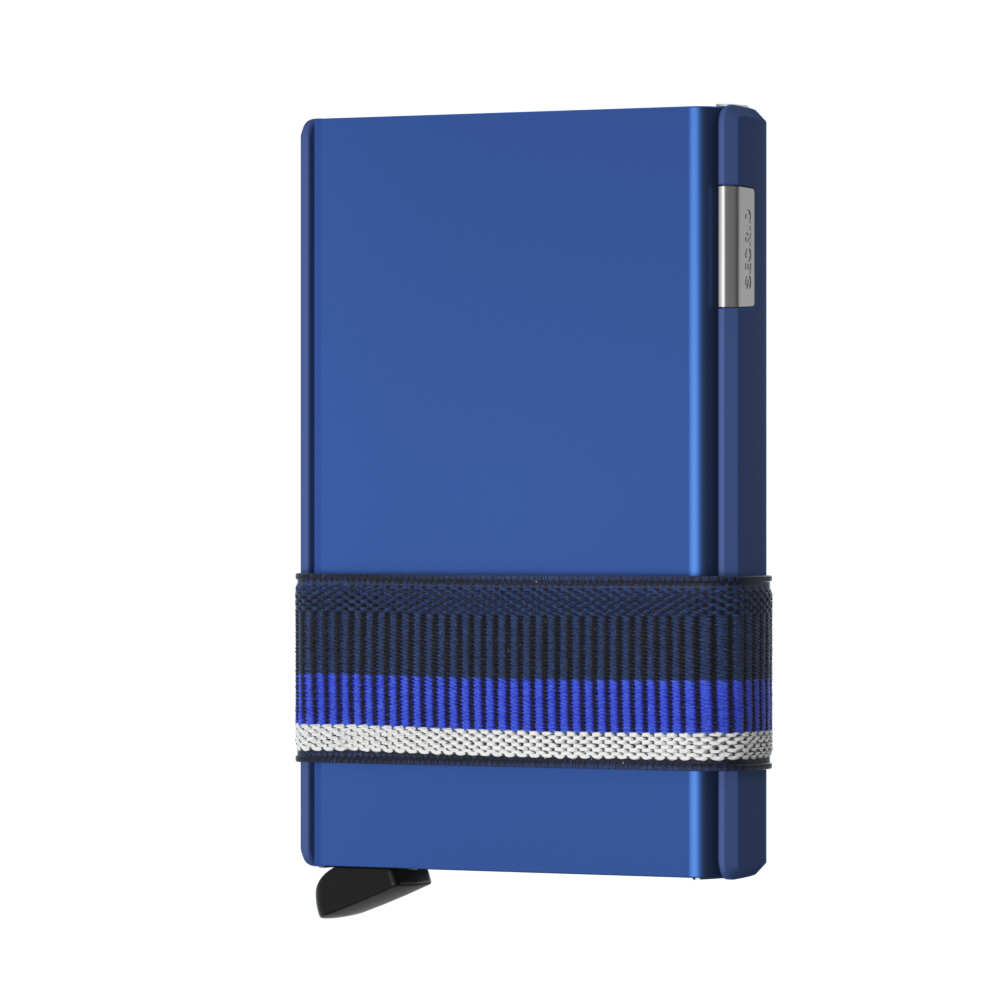 Secrid Cardslide Kaarthouder Blue