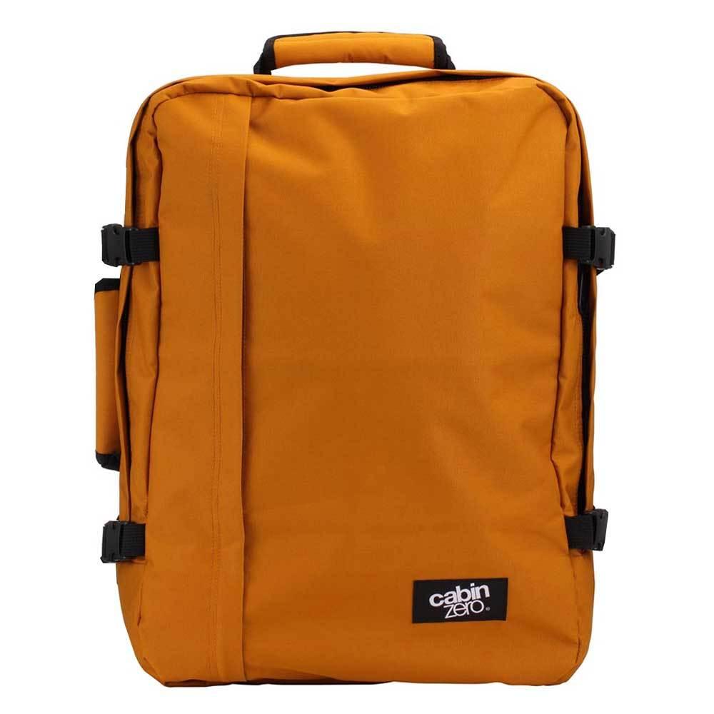 CabinZero Classic 44L Ultra Light Cabin Bag Orange Chill