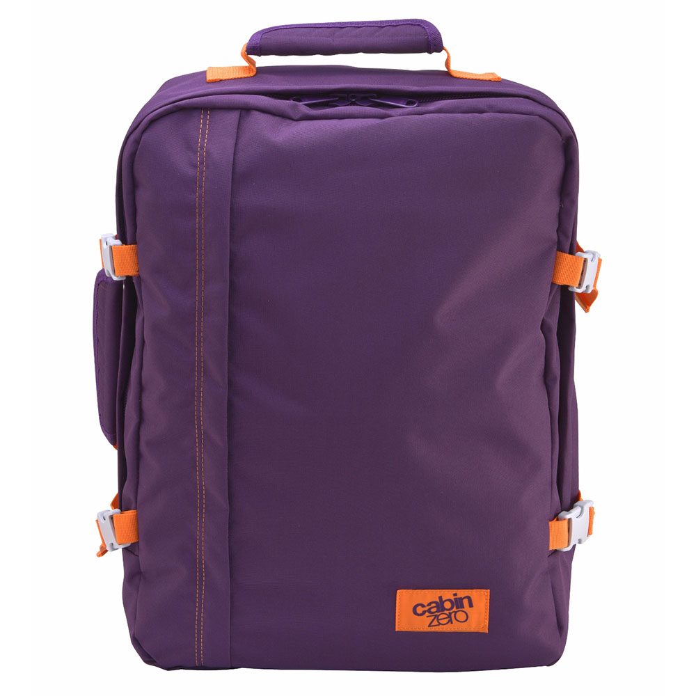 CabinZero Classic 44L Ultra Light Cabin Purple Cloud