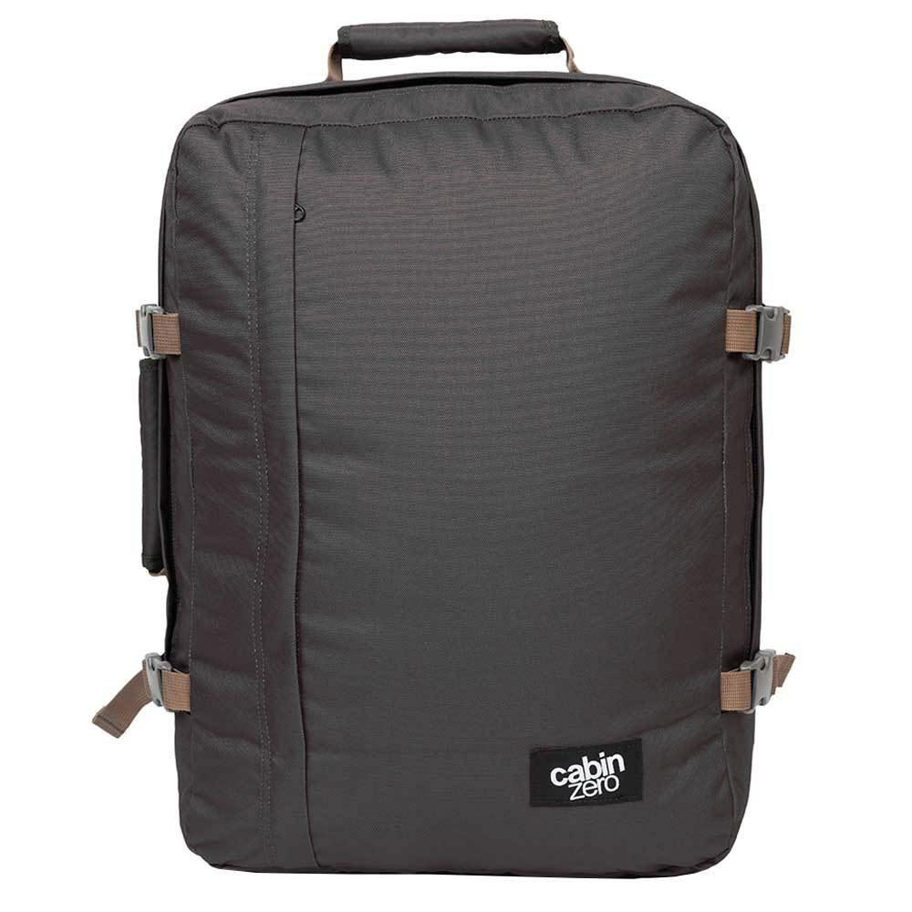 CabinZero Classic 44L Ultra Light Cabin Bag Black Sand