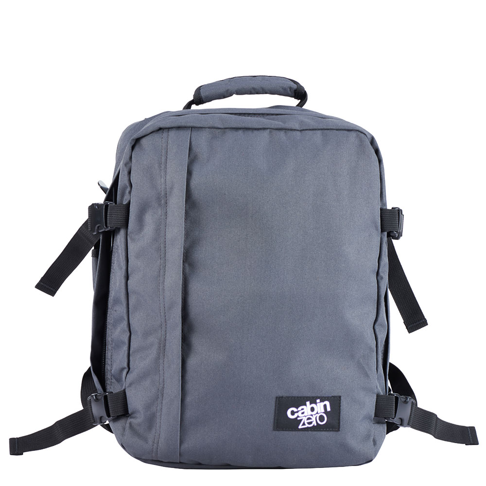 CabinZero Classic Mini 28L Ultra Light Cabin Bag Original Grey