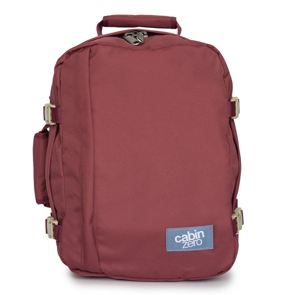 CabinZero Classic 28L Ultra Light Bag Napa Wine