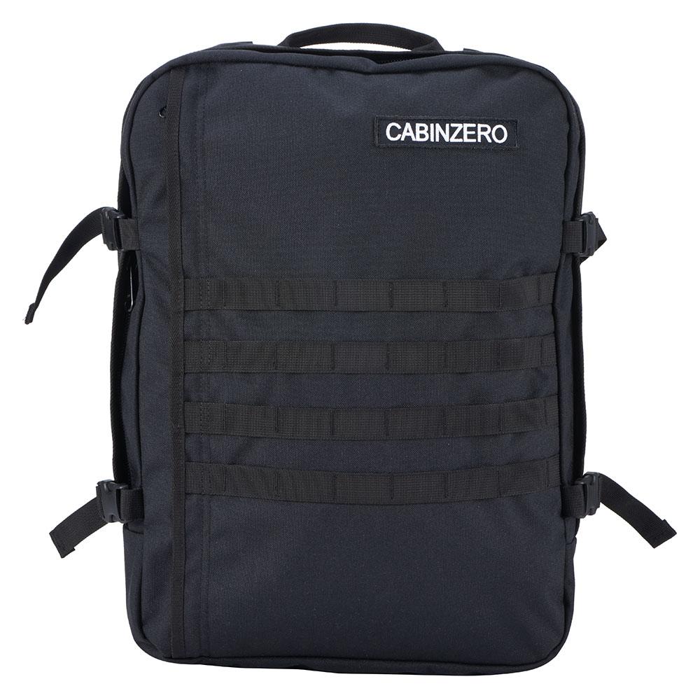 CabinZero Military 44L Lightweight Cabin Bag Absolute Black