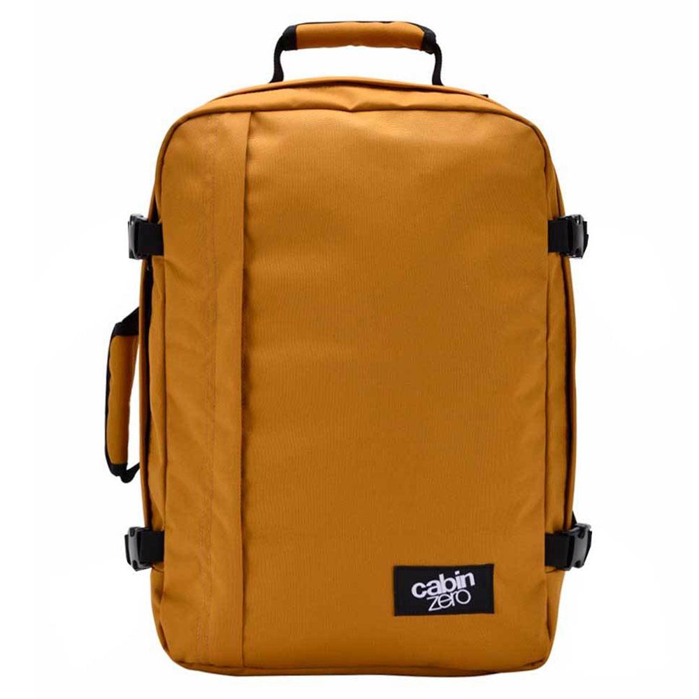 CabinZero Classic 36L Ultra Light Travel Bag Orange Chill