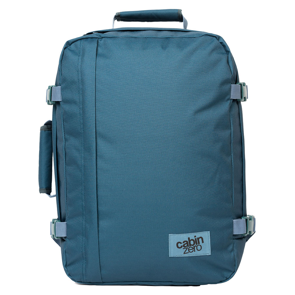 CabinZero Classic 36L Ultra Light Travel Bag Aruba Blue