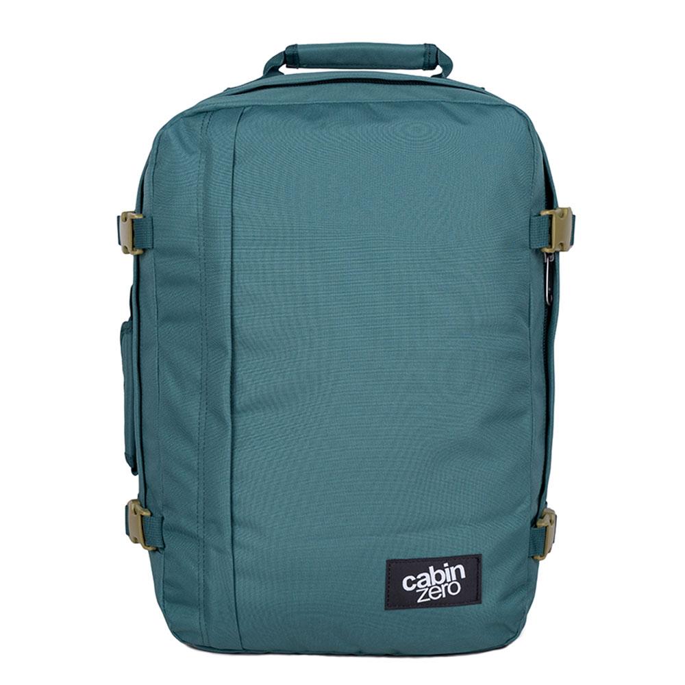 CabinZero Classic 36L Ultra Light Travel Bag Mallard Green