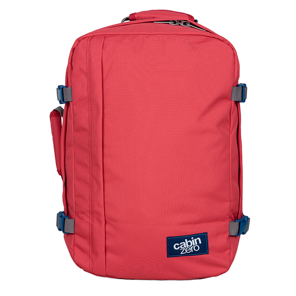 CabinZero Classic 36L Ultra Light Travel Bag Red Sky