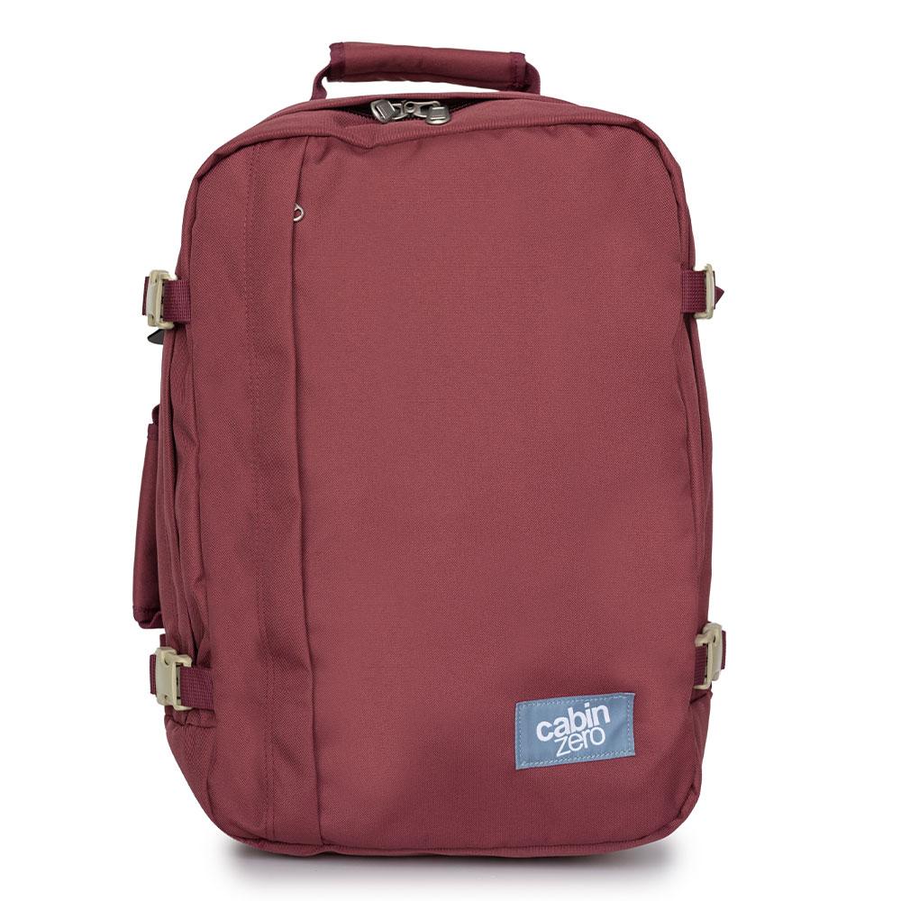 CabinZero Classic 36L Ultra Light Travel Bag Napa Wine