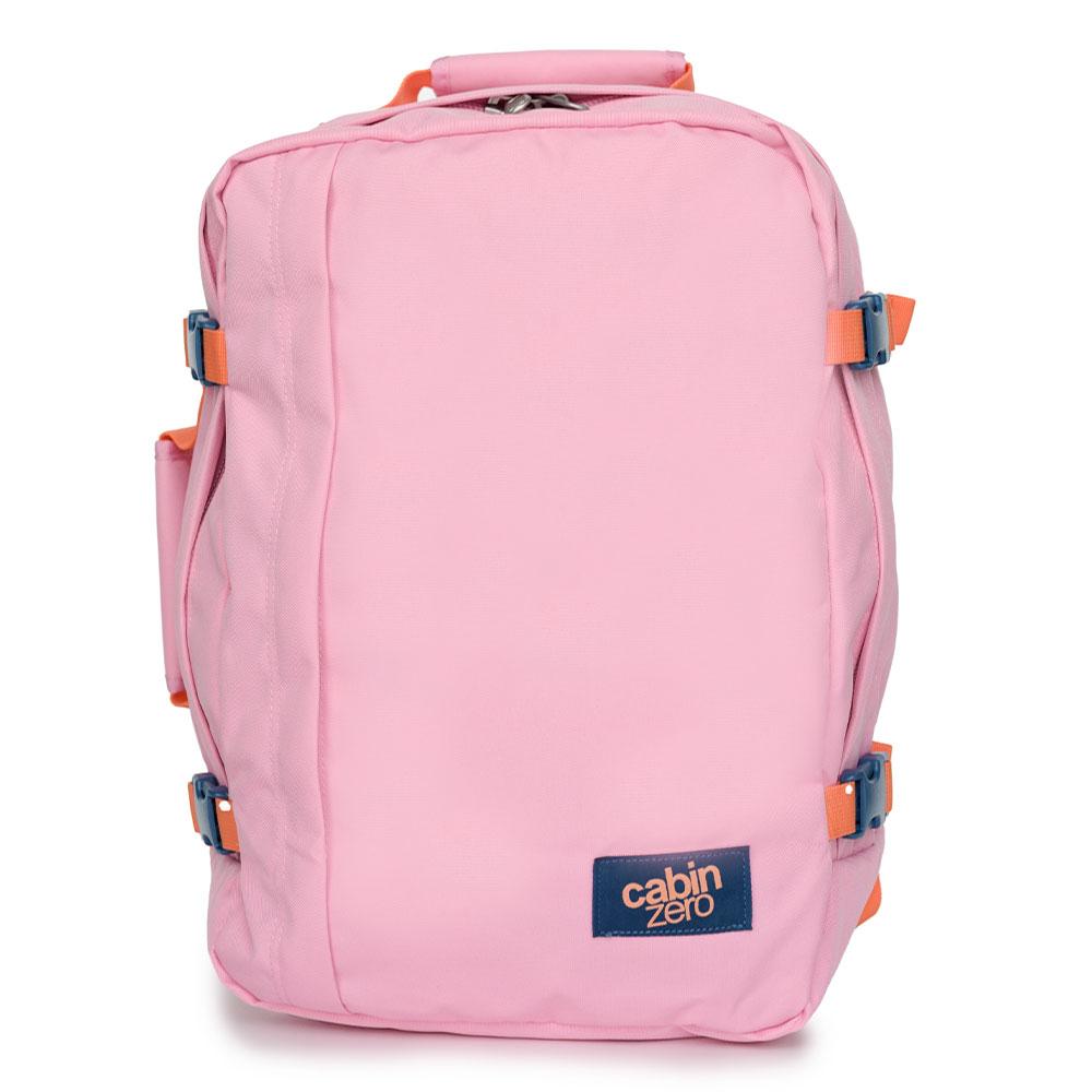 CabinZero Classic 36L Ultra Light Travel Bag Flamingo Pink