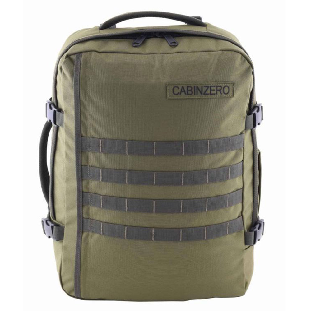 CabinZero Military 36L Lightweight Adventure Bag Military Green