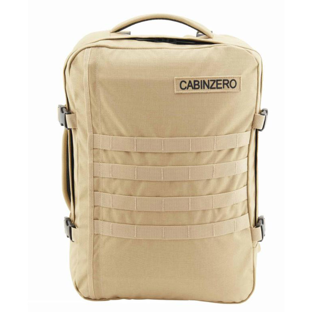 CabinZero Military 36L Lightweight Adventure Bag Light Khaki