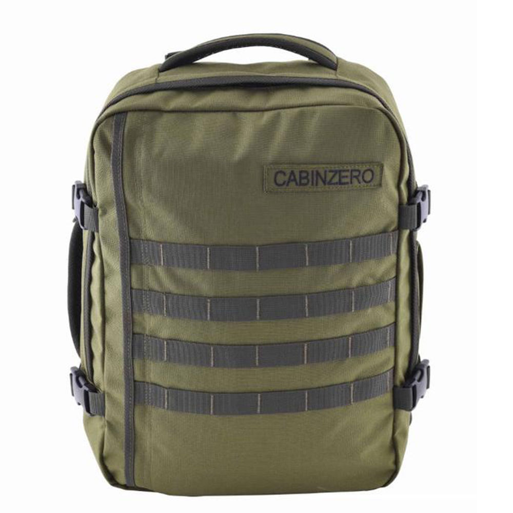 CabinZero Military 28L Lightweight Adventure Bag Military Green