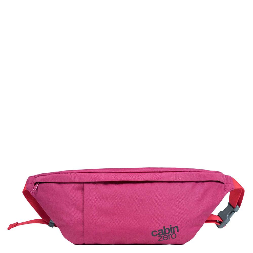 CabinZero Classic 2L Hip Bag Jaipur Pink