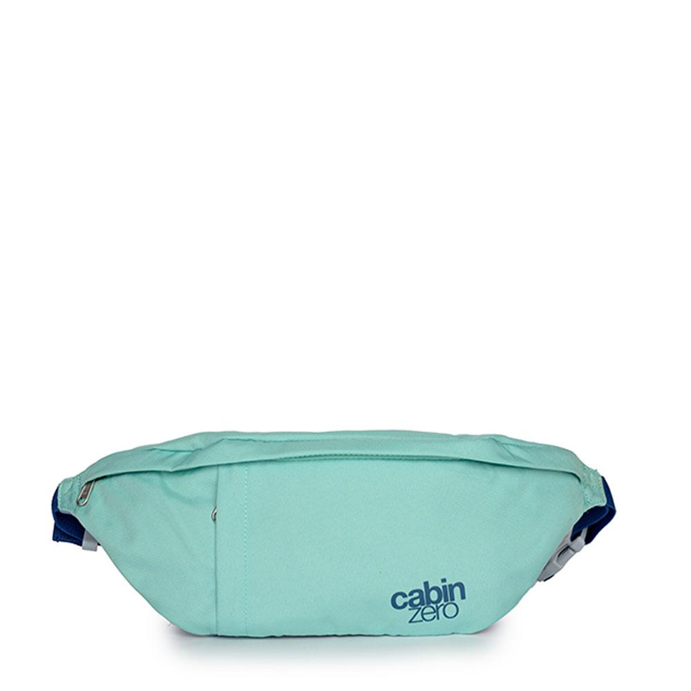 CabinZero Classic 2L Hip Bag Green Lagoon