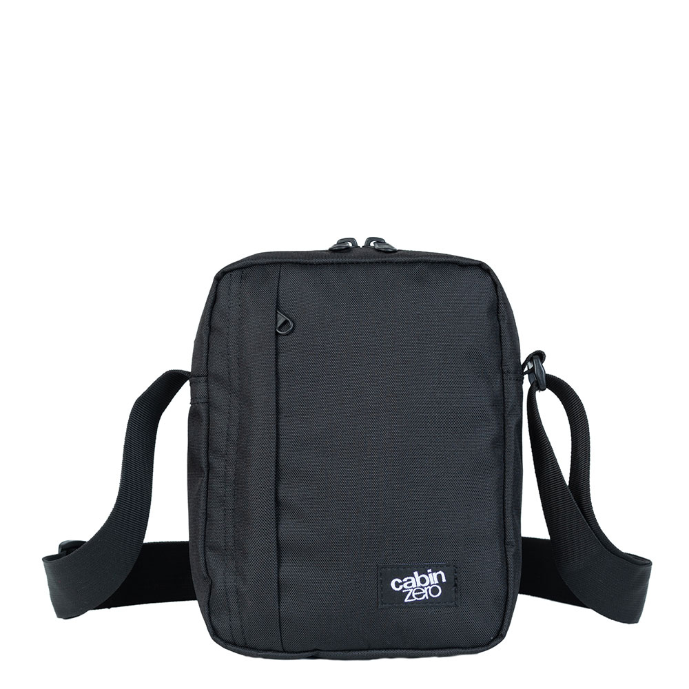 CabinZero Sidekick 3L Shoulderbag Absolute Black