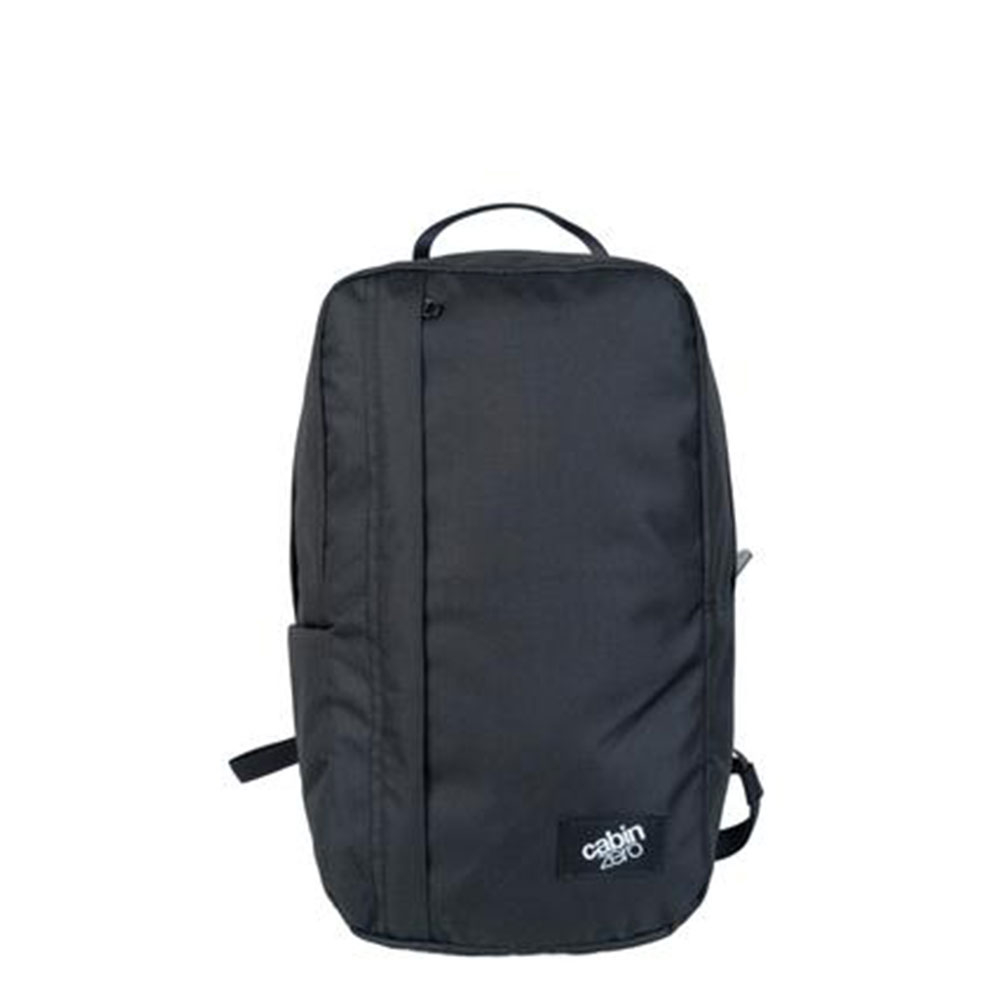 CabinZero Classic Flight Bag 12L Backpack Absolute Black